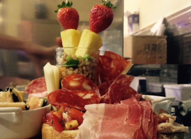 aperitivo a Roma - happy hour al Bar Pompi - happy hour con l'Aperitime !