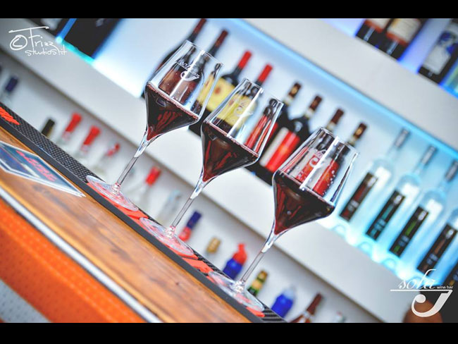 aperitivo a Roma - happy hour al Sofa Wine Bar - Happy Hour alla milanese, dolce o gluten free?